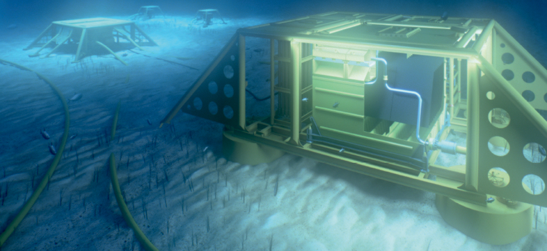 Water injection is a traditional way to maximize production. Seabox introduces subsea production of sulfate free or low salinity water.