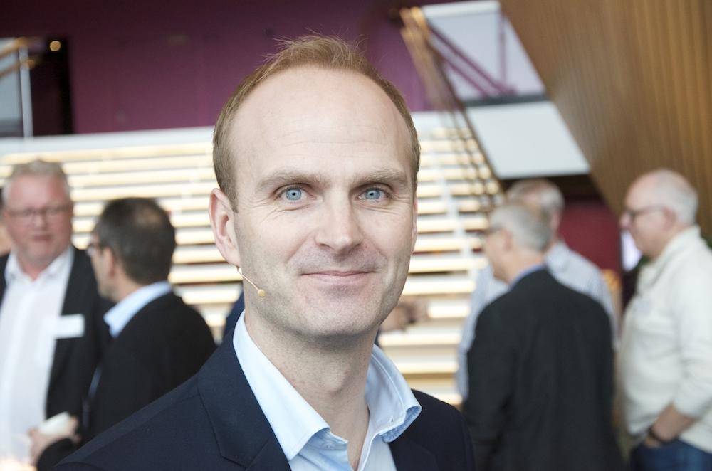 Audun Finnestad, Partner at PwC in Kristiansand.