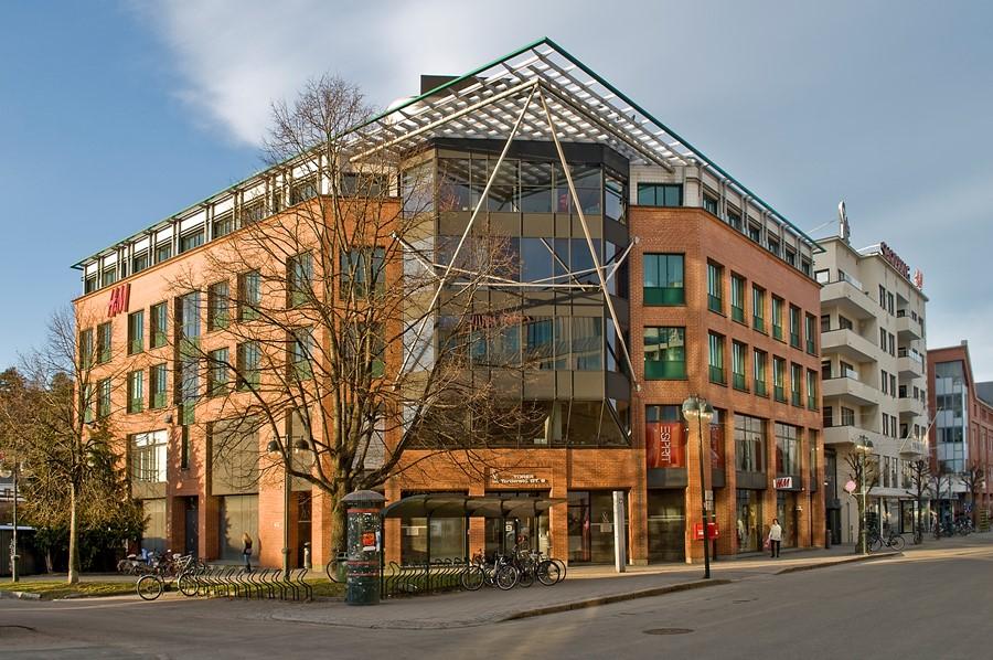 GCE NODE is moving to Slottsquartalet, Tordenskjoldsgate 9, Kristiansand.